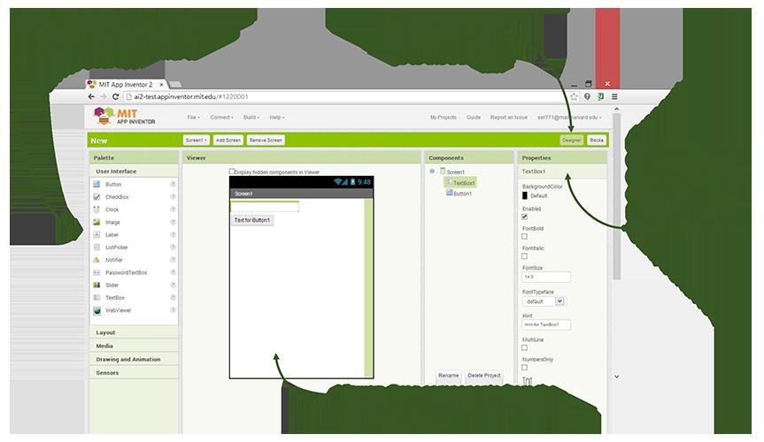 Tool app inventor-designer part. | download scientific diagram.