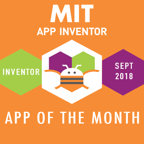 App of the month winners explore mit app inventor runletics by aniruddh fandeluxe Images