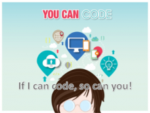 If I Can Code, You Can Too!
