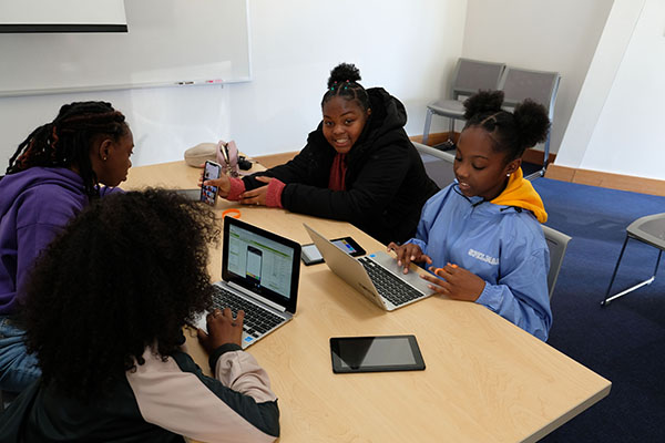 Black Girls Code Workshop at MIT CSAIL