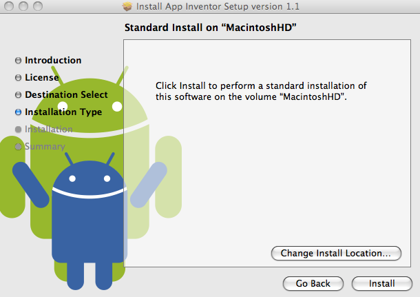 Mac Installation