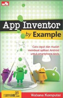 App Inventor by Example in Indonesian