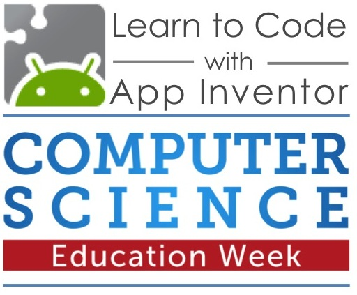 Hour of Code with App Inventor
