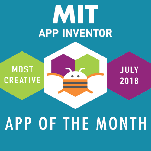 App of the Month Winners 2018