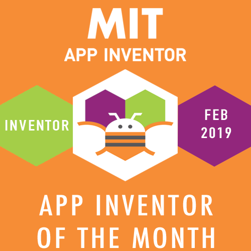 App of the Month Winners | Explore MIT App Inventor