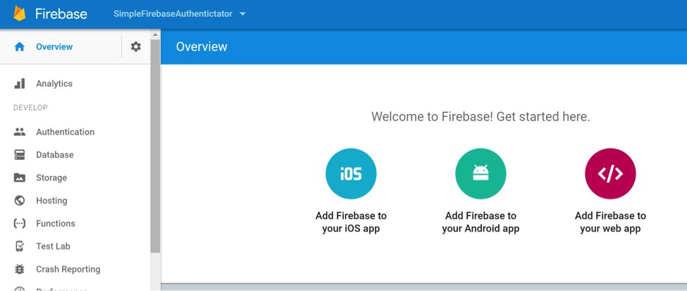 Firebase Authentication in App Inventor Using Javascript