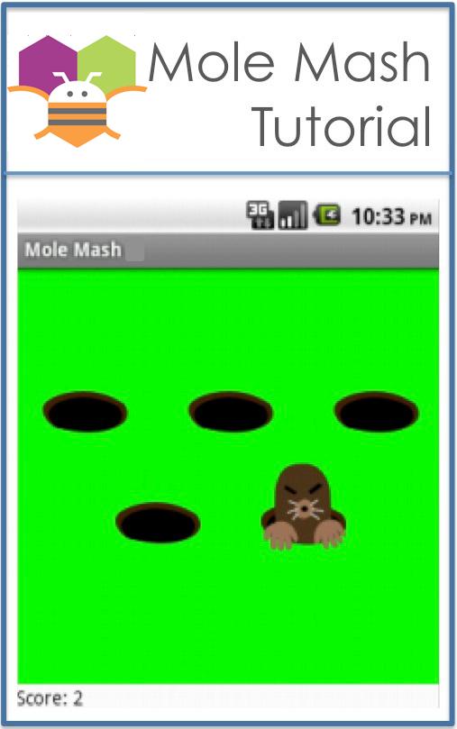 Tutorials for MIT App Inventor